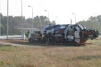 Crashed Car Bottle, un drôle d'embouteillage 3