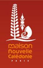 Logo de la Maison de la Nouvelle-Calédonie à Paris