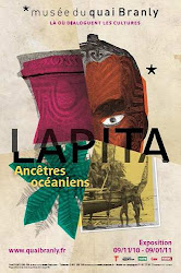 Expo Lapita à Paris