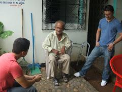 Nuestros ancianos desprotegidos
