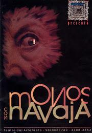Afiche Monos...
