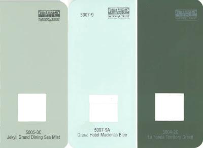 National Trust Historic Colors Valspar Paint | Ask Home Design