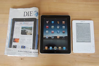 iPad Lena WM 2010  - Frühling der Themen