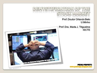 Dissertation on share market analysis