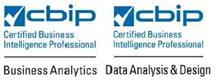 BI TDWI/CBIP Certifications