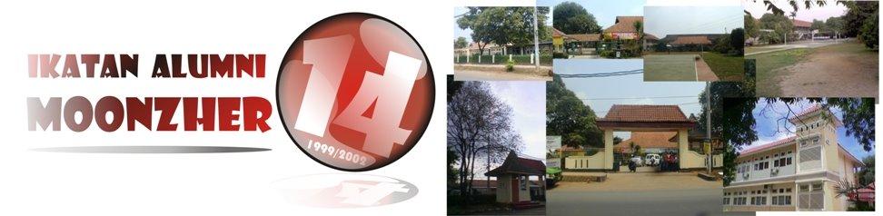 Ikatan Alumni Moonzher 14 - SMUN 1 CISAUK TANGERANG