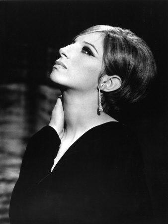 barbra streisand nude ... Jen Aniston channeling The great Barbra Streisand.