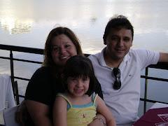 Eu, meu marido e Natalia