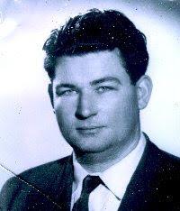 [Photo: Dr. G. X. Amey, circa 1950.]