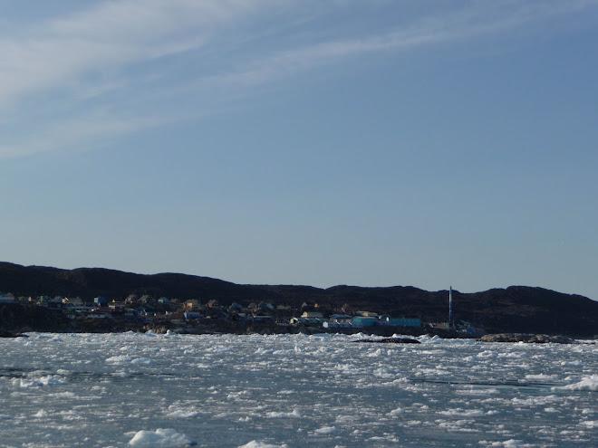Ilulissat town!