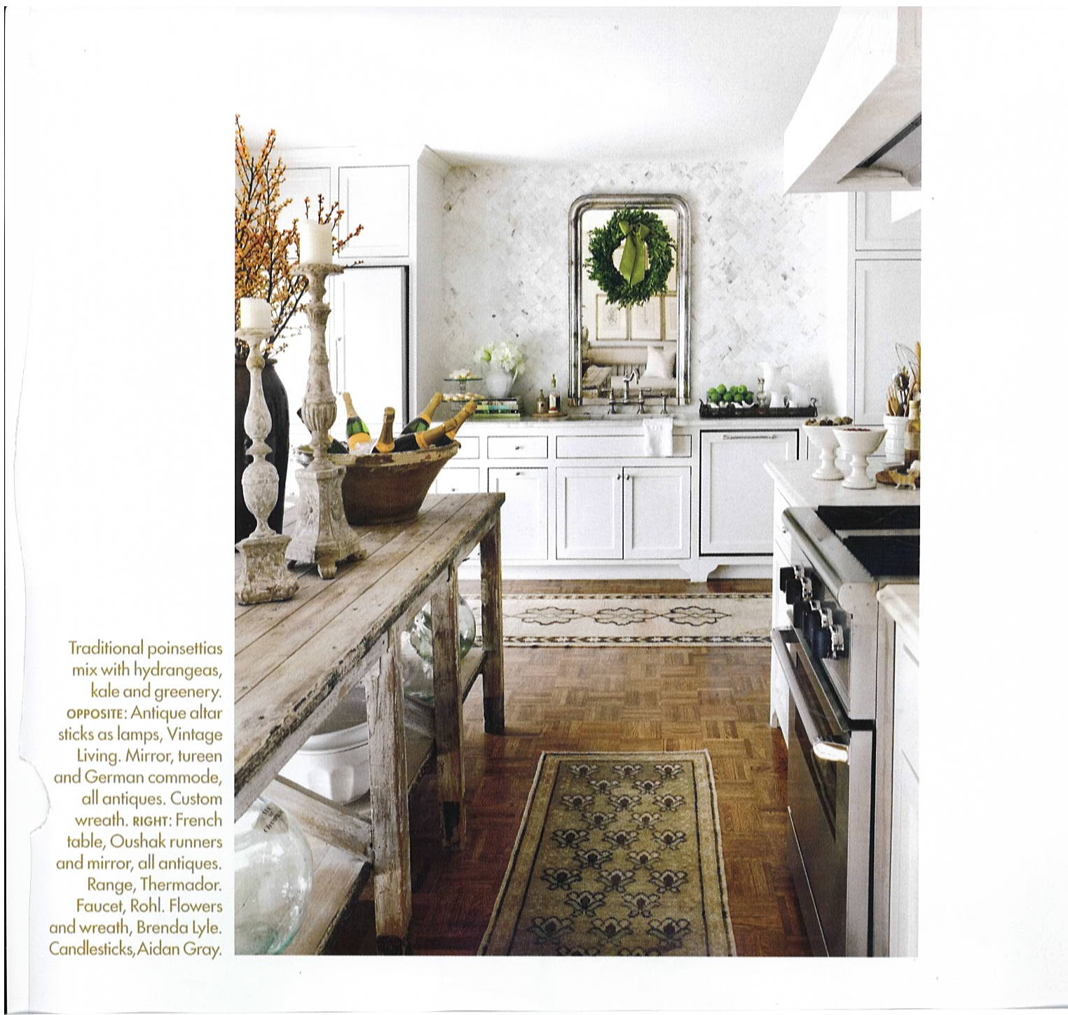 Scout For The Home December 2010