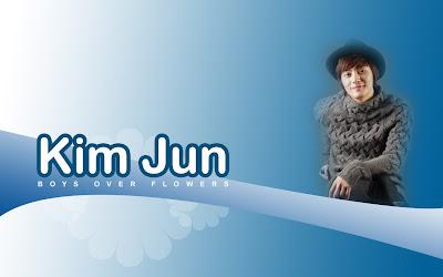 kim jun boys over flowers widescreen wallpapers