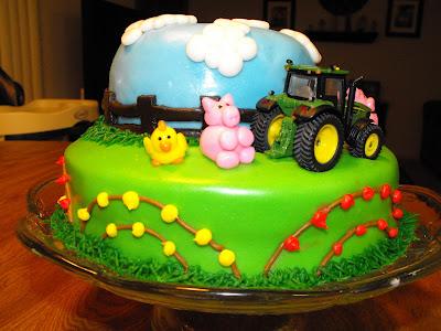 John Deere Cake Show