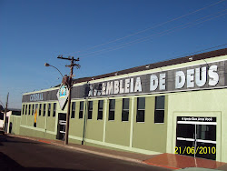 Sede da AD Ministério de Igarapava
