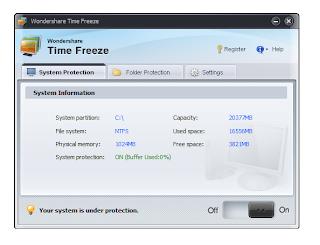 Alternativa gratuita a Deep Freeze