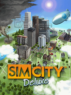 SimCity Deluxe Java oyun