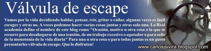 Válvula de escape