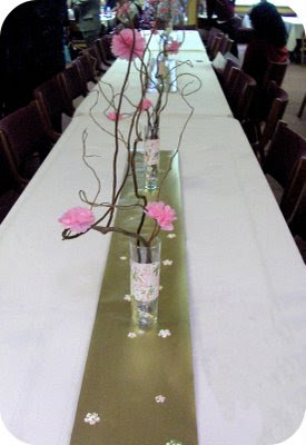 Diy Non Floral Table Centerpiece Oh My Creative