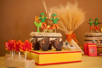 Thanksgiving Dessert Buffet