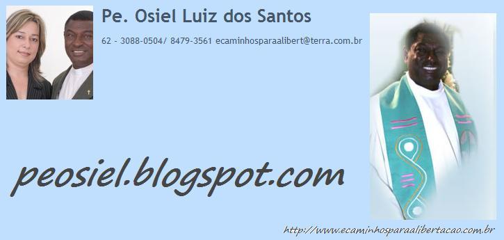 Pe. Osiel Luiz dos Santos