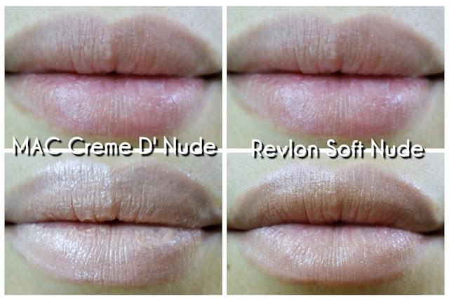 a comparison of lipstick advertisements by revlon and maybeline Nyx matte lipsticks: swatches and review  i think that that particular lipstick might have been older  for comparison: – mac: 3 g – maybelline.