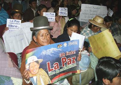 Educación en La Paz, Bolivia