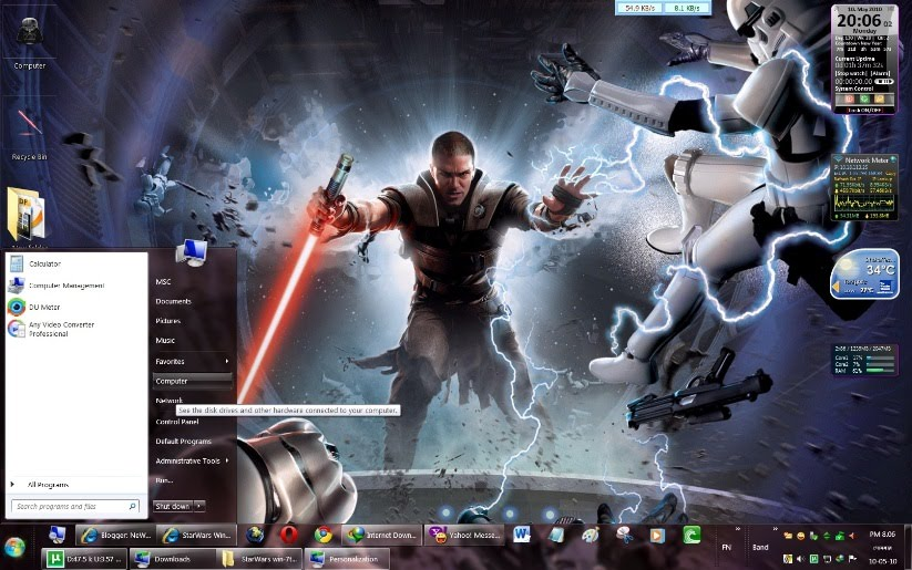 Windows 7 theme all times best free themes for windows 7