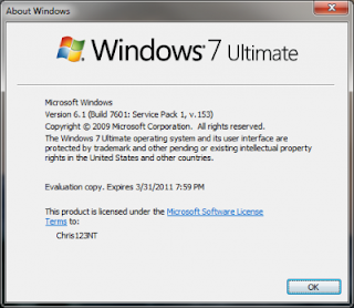 Windows 7 Service Pack 1 Beta Leaks Over Internet