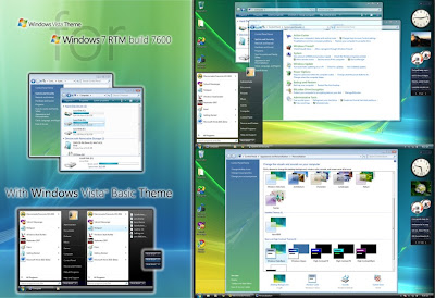 Windows Vista Transformation Pack For Windows 7