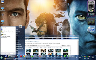 Box Office Hit Movie Theme for Windows Free Download