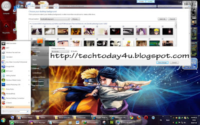 Naruto Shippuden Theme for Windows