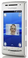 Sony Ericsson XPERIA X8 low price