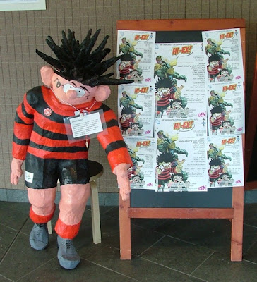 Dennis the Menace at Hi-Ex