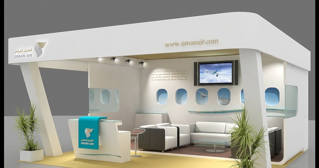 Exhibition Stand Builders Oman : D designer visualizer events exhibitions interiors