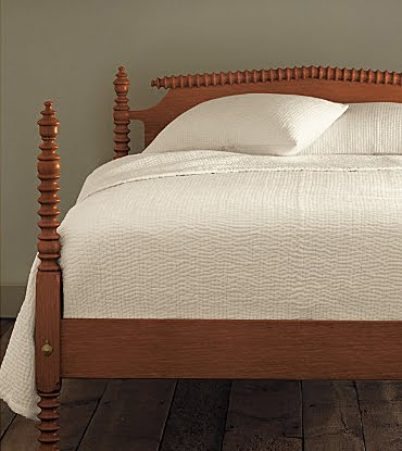 (Garnet Hillu0027s Farmhouse Spool Bed)