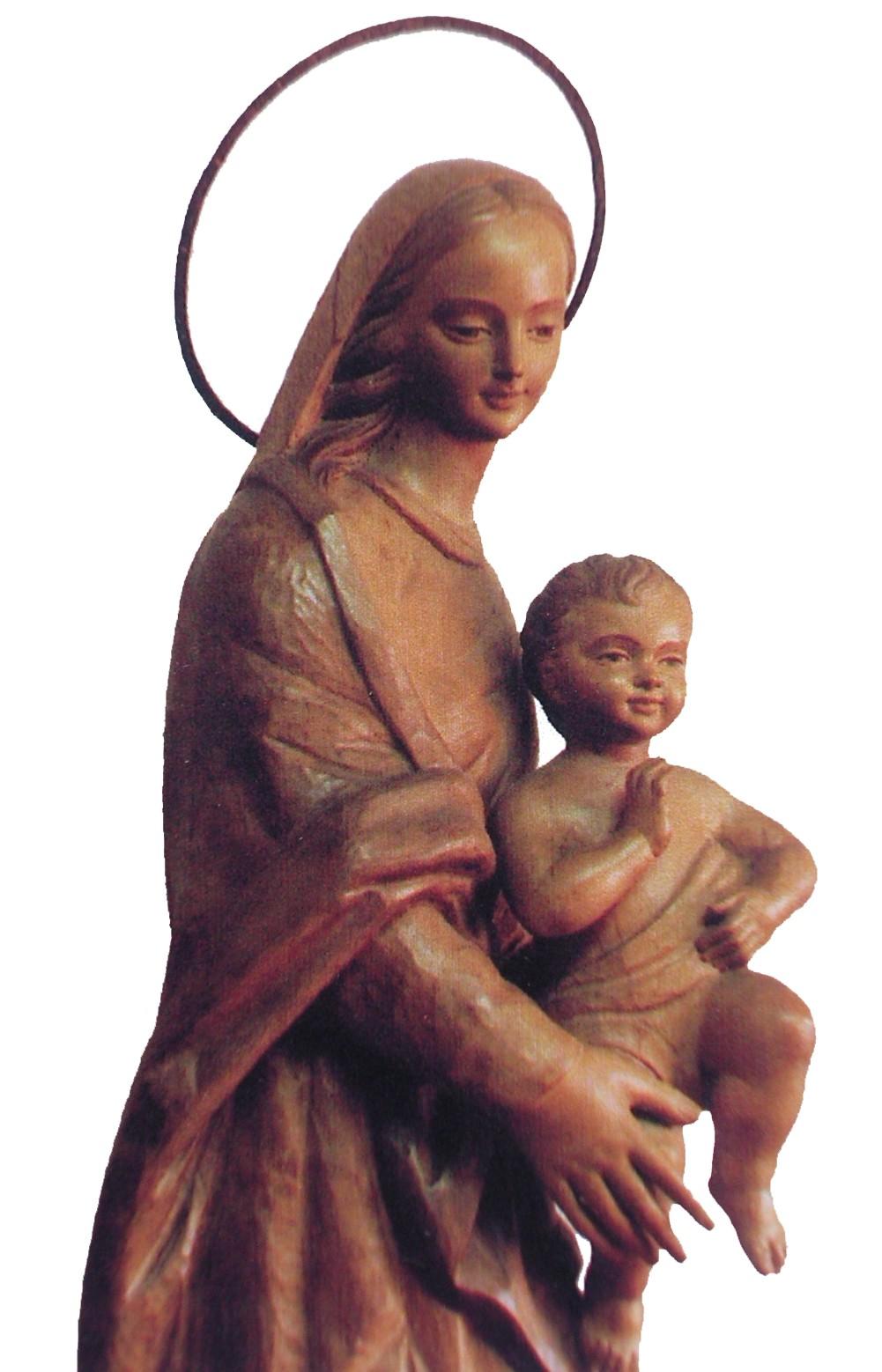 Sabiduria Divina de Maria Maternidad Divina de María