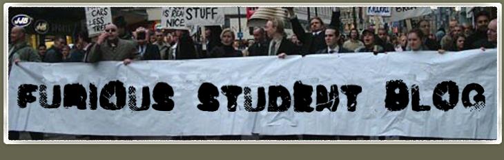 Furious Student