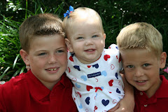 Zac, Sara Beth and Cason