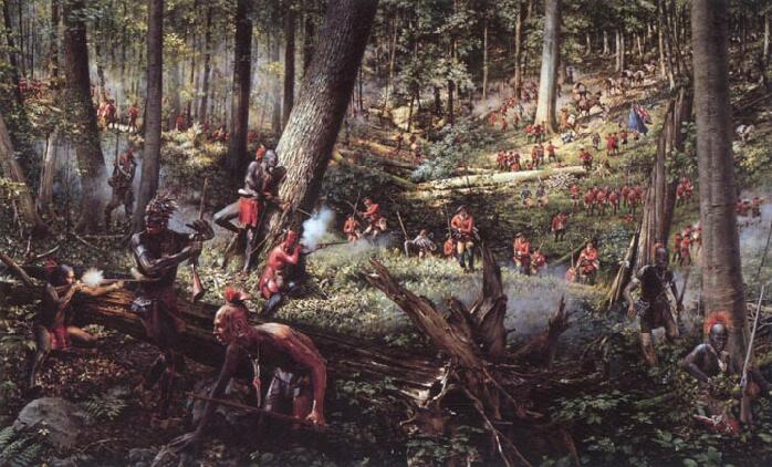 an analysis of the french defeat during the seven years war against the british Seven years' war: seven years' war  if he joined the french against the british in the hope of annexing hanover,  during the seven years' war.