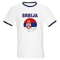 Srbija - Serbia World Cup T-Shirt