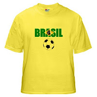 Brasil World Cup 2010 t-shirt