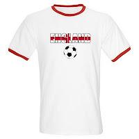 England World Cup 2010 t-Shirt