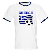 Greece World Cup 2010 t-Shirt