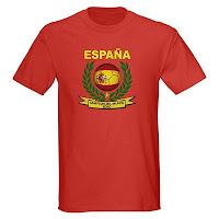 España - Spain Champions t-Shirt
