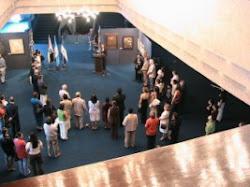 Reconocimiento a artistas guatemaltecos
