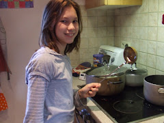 Chloe cooking