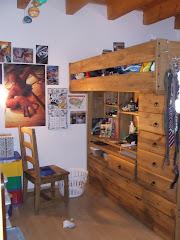 Joshua's Loft Bed