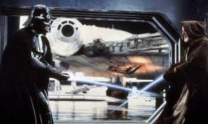 Vader and Obi Wan
