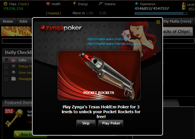 Crack zynga poker chips cydia