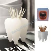 porta palito dente dentista